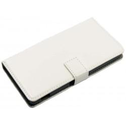 Etui Flip Cover Sony Z1 biały