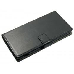 Etui Flip Cover Sony M5 czarny
