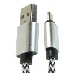 Kabel Micro USB  nylon...
