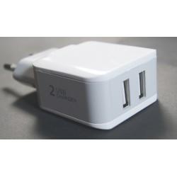 Ładowarka sieciowa USB 2A...
