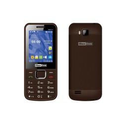 Telefon MAXCOM  MM141 Brązowy