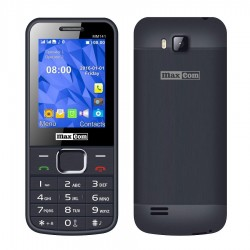 Telefon MAXCOM  MM141 Szary