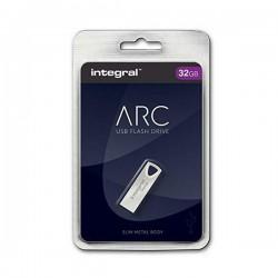 Pendrive Integral 32 GB Metal