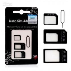 Adapter Micro Nano SIM...